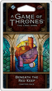 A Game of Thrones: The Card Game (Second Edition) -Beneath the Red Keep Chapter Pack